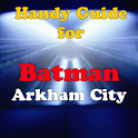 HG : Batman Arkham City logo