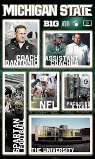 Michigan State Football - screenshot thumbnail