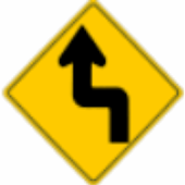 US Traffics Signs Memory Game