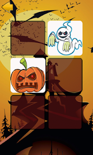 Halloween Find The Pair Free- screenshot thumbnail