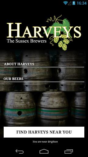 Harveys Beer Finder