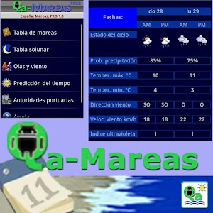 España. Mareas FREE for PC and MAC
