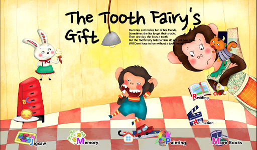 The Tooth Fairy's Gift