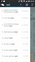 Screenshot of Memory Map — Disk Cleaner