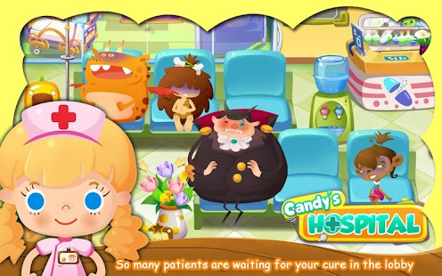 Candy's Hospital - screenshot thumbnail