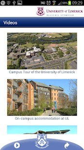 University of Limerick- screenshot thumbnail