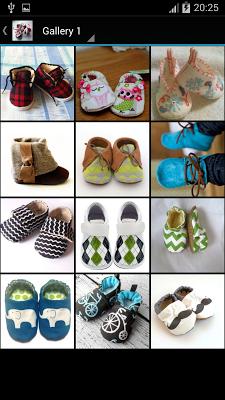 Baby Shoes - screenshot