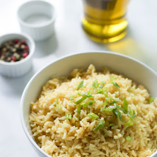 How to Make Fluffy Rice Recipe