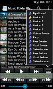 Music Folder Player Full- screenshot thumbnail