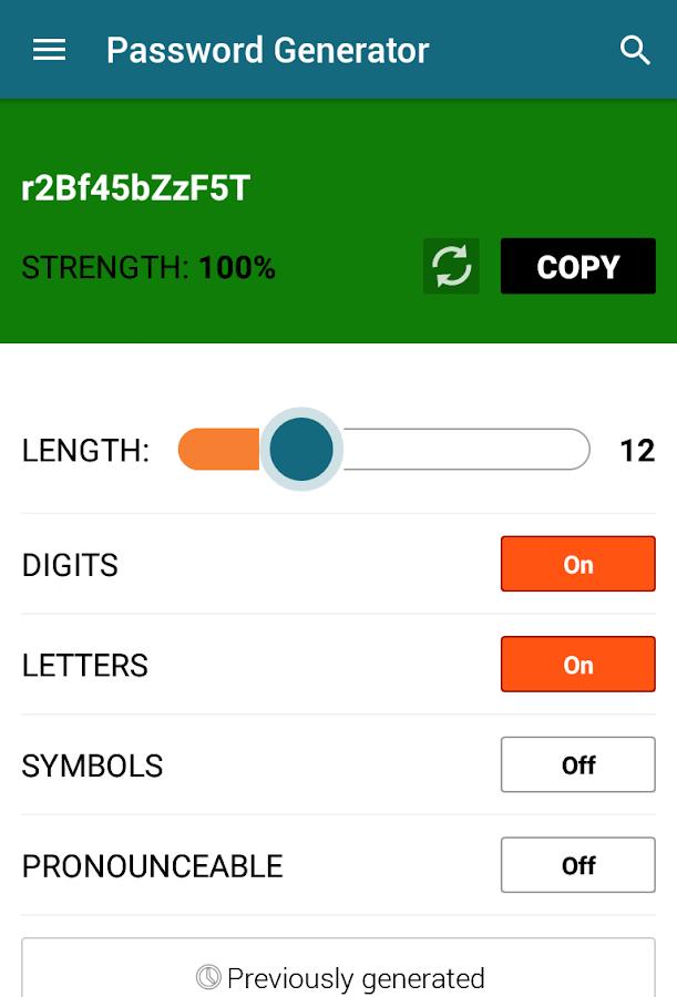 Dashlane Password Manager - screenshot