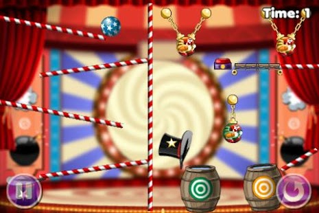 Clowning Around - Puzzle Game- screenshot thumbnail
