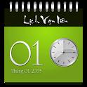 Lịch Vạn Niên - Tử Vi (3.0) icon