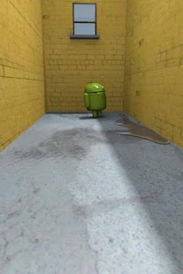 FGG Trapped Droid: Jail - screenshot thumbnail