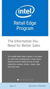 玩商業App|Intel® Retail Edge Program免費|APP試玩