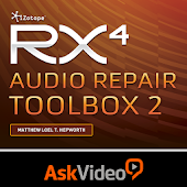 Audio Repair Toolbox 2 for RX4