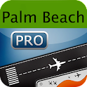 Palm Beach Airport + Radar PBI icon