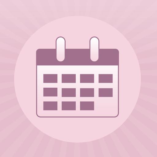 Period calendar LOGO-APP點子