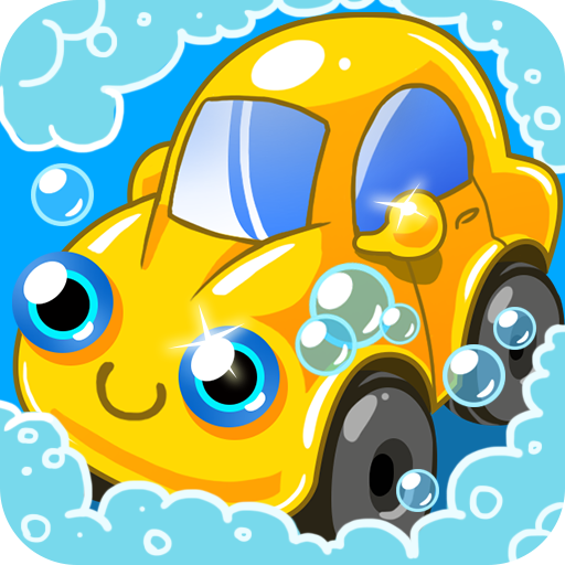 Wash the Car LOGO-APP點子