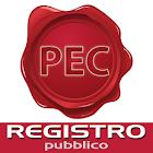 Registro PEC icon