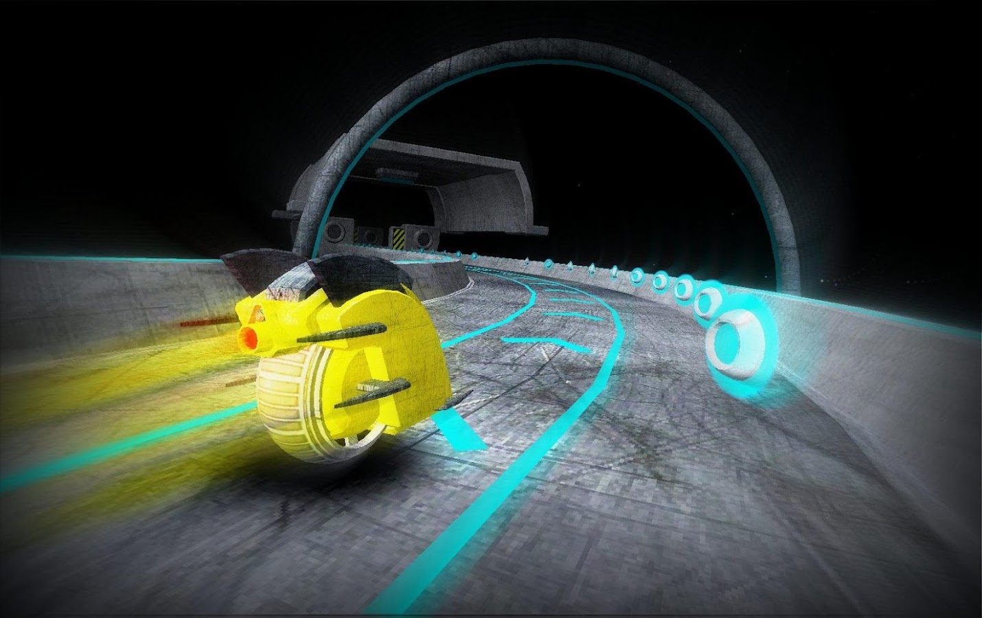 Wheel Rush Free- screenshot