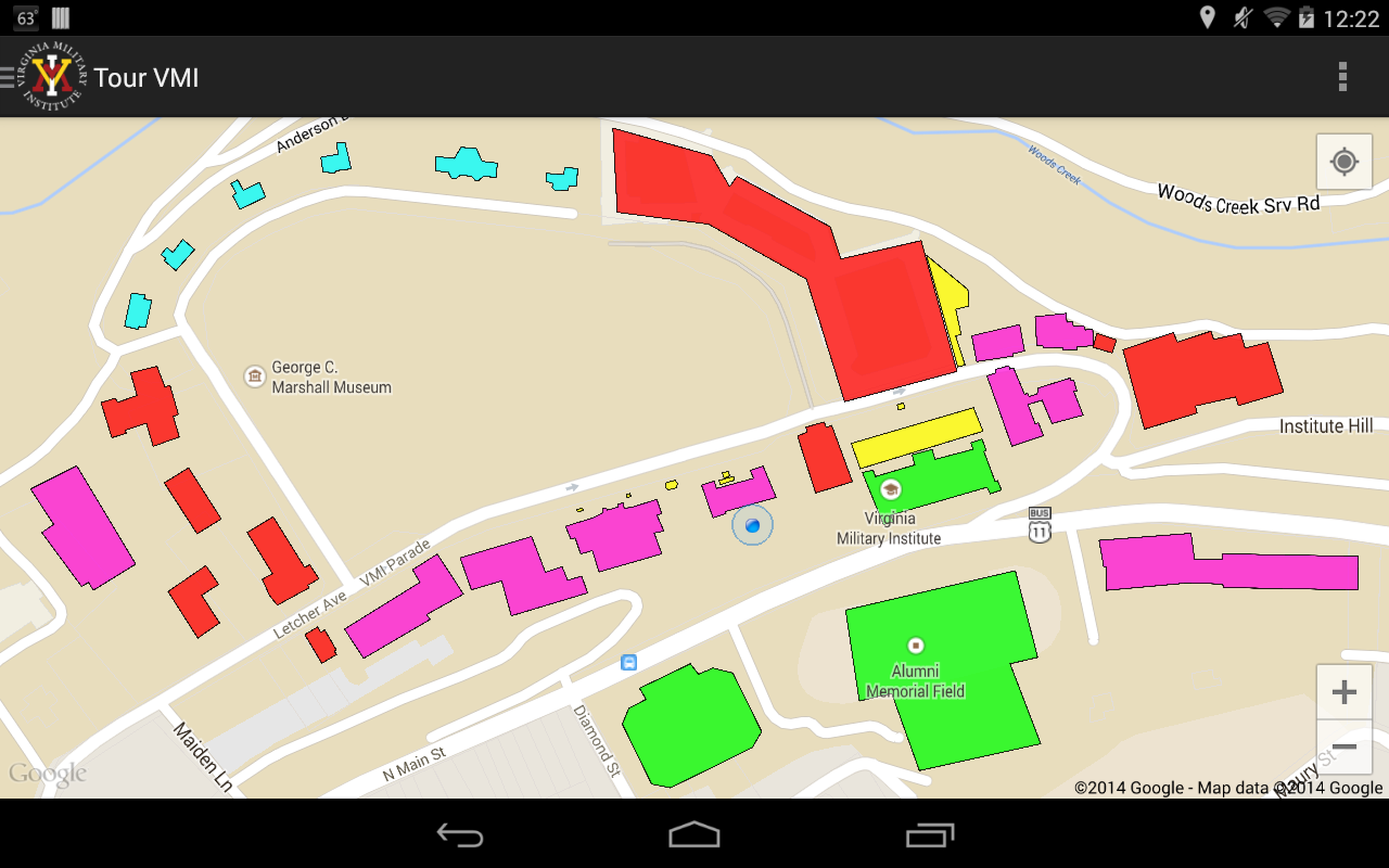 Tour Vmi Android Apps On Google Play