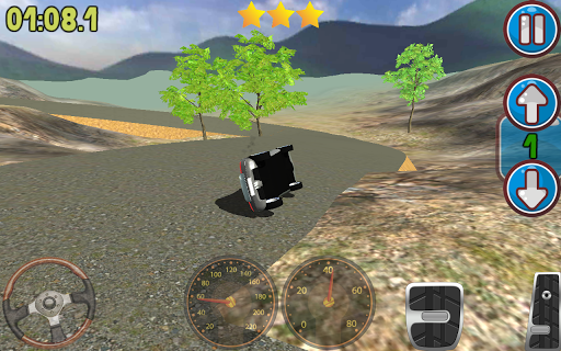 Super Car Sport Racing