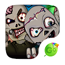 App Download Zombies GO Keyboard Theme Install Latest APK downloader