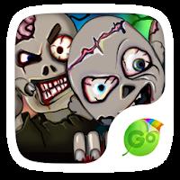 Zombies GO Keyboard Theme 1.65.18.57