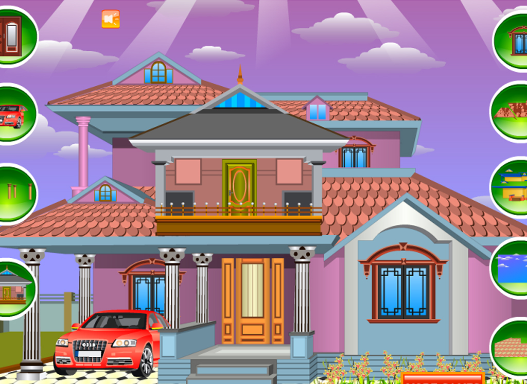 Design your house girl game android apps on google play for Customize your home