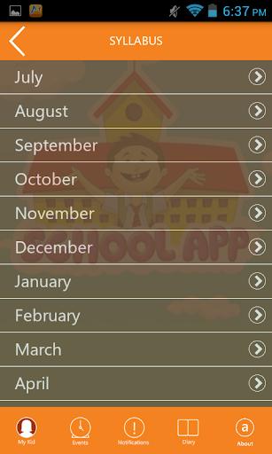 【免費生產應用App】School App-APP點子