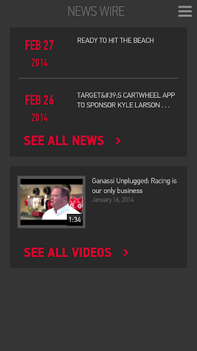 【免費運動App】Chip Ganassi Racing Teams-APP點子