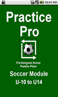 Soccer Coaching Plans U10-U14- screenshot thumbnail