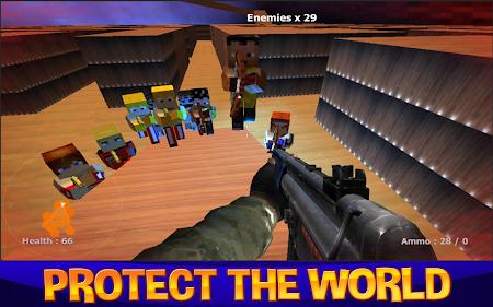 King Of Blocks Fist Tournament C-1 screenshot 55131
