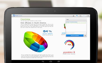 TeamViewer for Meetings Screenshot 9
