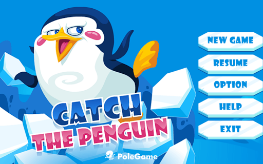 Catch the Penguin