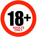 ADULT JOKES logo