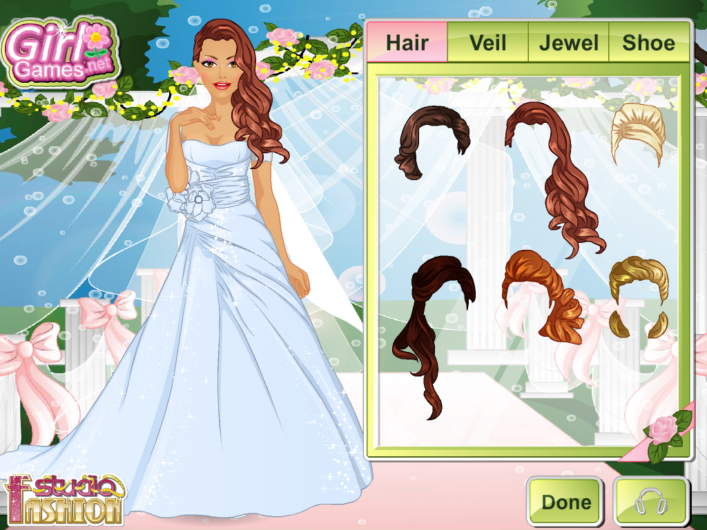 Fashion Studio Wedding Dress - Android Apps on Google Play