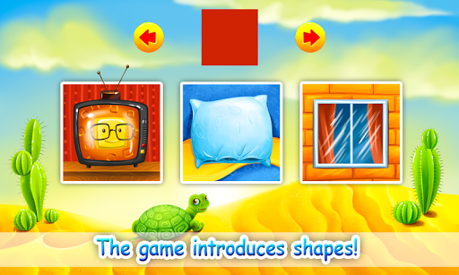 Learn Shapes for Kids, Toddlers - Educational Game  screenshots 7
