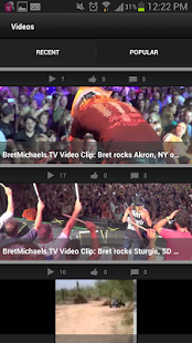 Bret Michaels- screenshot thumbnail