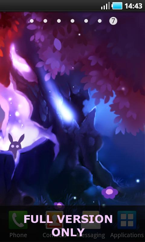 Bunny Forest Lite - screenshot