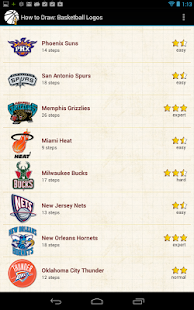 如何抽籤:NBA的標誌 玩教育App免費 玩APPs