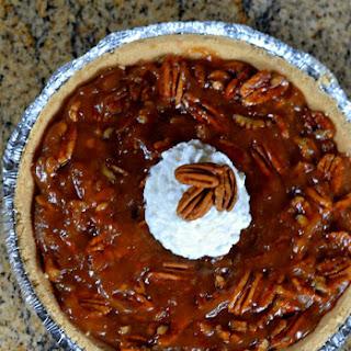 No Bake Pecan Pie