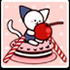 카카오톡 4.0  'SweetsAllLand' 테마!! icon