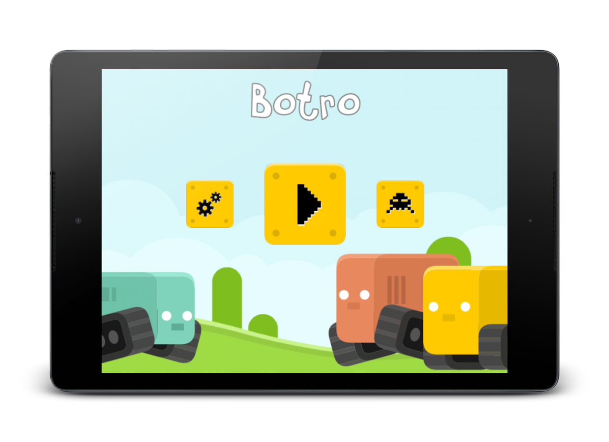 Botro- screenshot