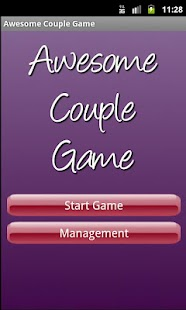 Awesome Couple Game