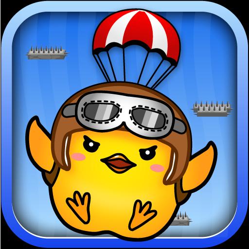 天降奇雞~咕(TLJ Angry Chicken) LOGO-APP點子