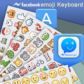 Facebook Emoji Keyboard symbol