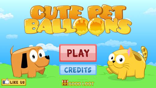Cute Pet Balloons