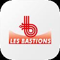 Les Bastions Tournai icon