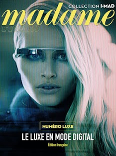 Madame Figaro Collection i-mad – Vignette de la capture d'écran